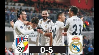 Download Video plzen vs real madrid  0-5 All goals and hightlight MP3 3GP MP4