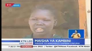 Maisha ya kambini   Zaidi ya watu laki moja wanaishi katika kambi ya Kakuma