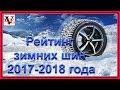 зимние шины рейтинг за рулем