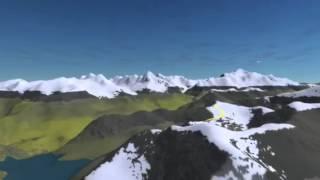 80 km du Mont Blanc DNF