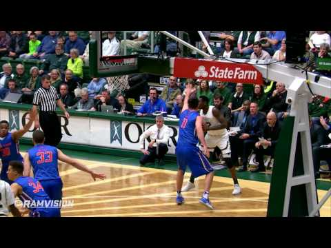Colorado State Basketball (M): Highlights vs. Boise State