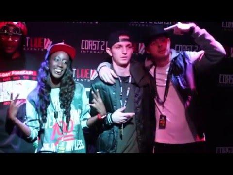 Coast 2 Coast Live - New Orleans - 1st Place Winner