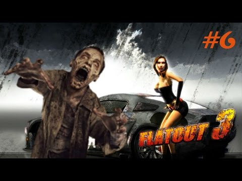 FlatOut 3: Chaos & Destruction. Видеообзор