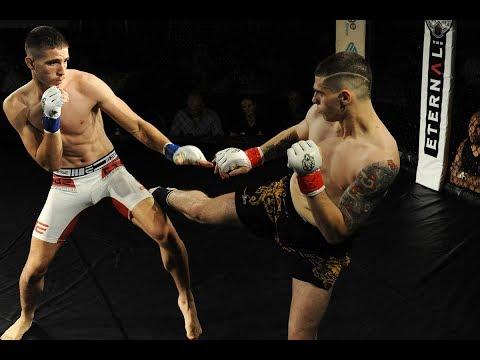 ETERNAL MMA 40 - STEFAN LICASTRO VS QUILLAN SALKILD - MMA FIGHT VIDEO