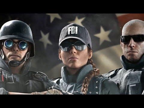 I LOVE FBI - Rainbow Six Siege