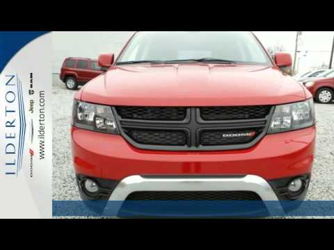 Ilderton Dodge High Point >> 2015 Dodge Journey High Point Greensboro Nc 3792