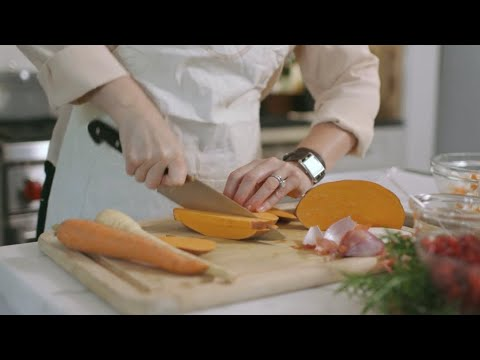 Healthy Recipes   Honey-roasted Root Vegetables