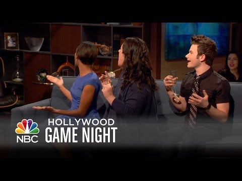 Celebrity Fusion!  Hollywood Game Night