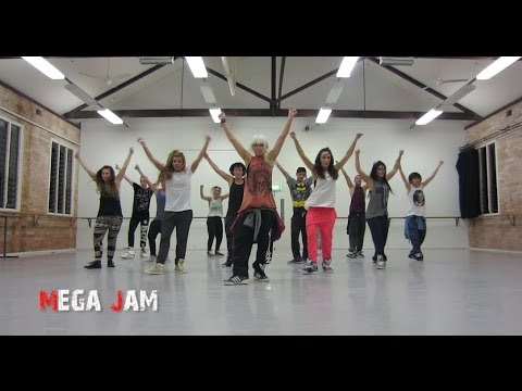 'Lolly' Maejor Ali ft. Justin Bieber choreography by Jasmine Meakin (Mega Jam)