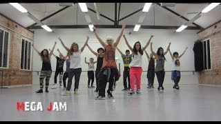 Repeat youtube video 'Lolly' Maejor Ali ft. Justin Bieber choreography by Jasmine Meakin (Mega Jam)