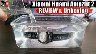 Xiaomi Huami Amazfit Smartwatch 2 REVIEW: Do you really need English?