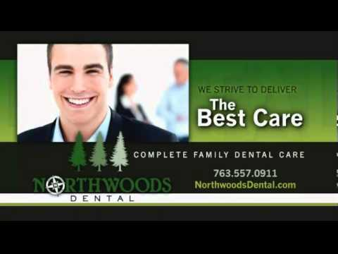Northwoods Dental Theater Ad