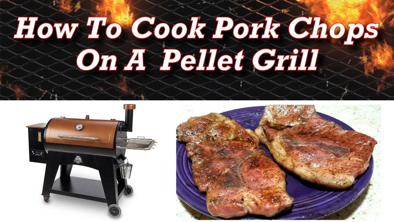 Pit Boss Pellet Grill Pork Chop Recipe   Besto Blog