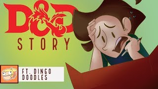 How My Campaign Was Finished in One Session - D&D Story (ft. Dingo Doodles)