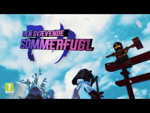 LEGO Ninjago Movie Video Game - Combat Trailer [DANSK]