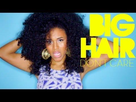 big hair don t care pdf