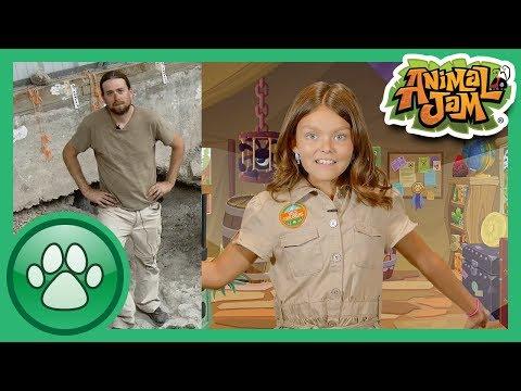 Wild Explorers - Cami interviews a Paleontologist!
