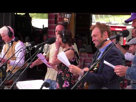 David Attenborough Covers Telluride Bluegrass Festival - 6/23/2018