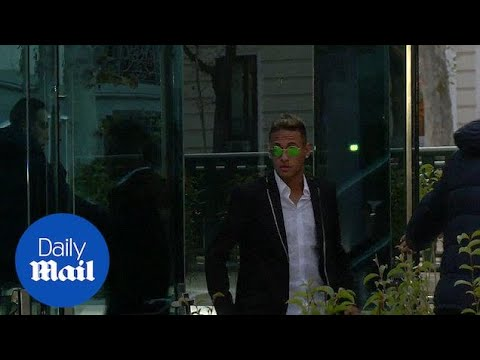 Barcelona's Neymar Leaves Court After Testifying Before Judge - Daily Mail