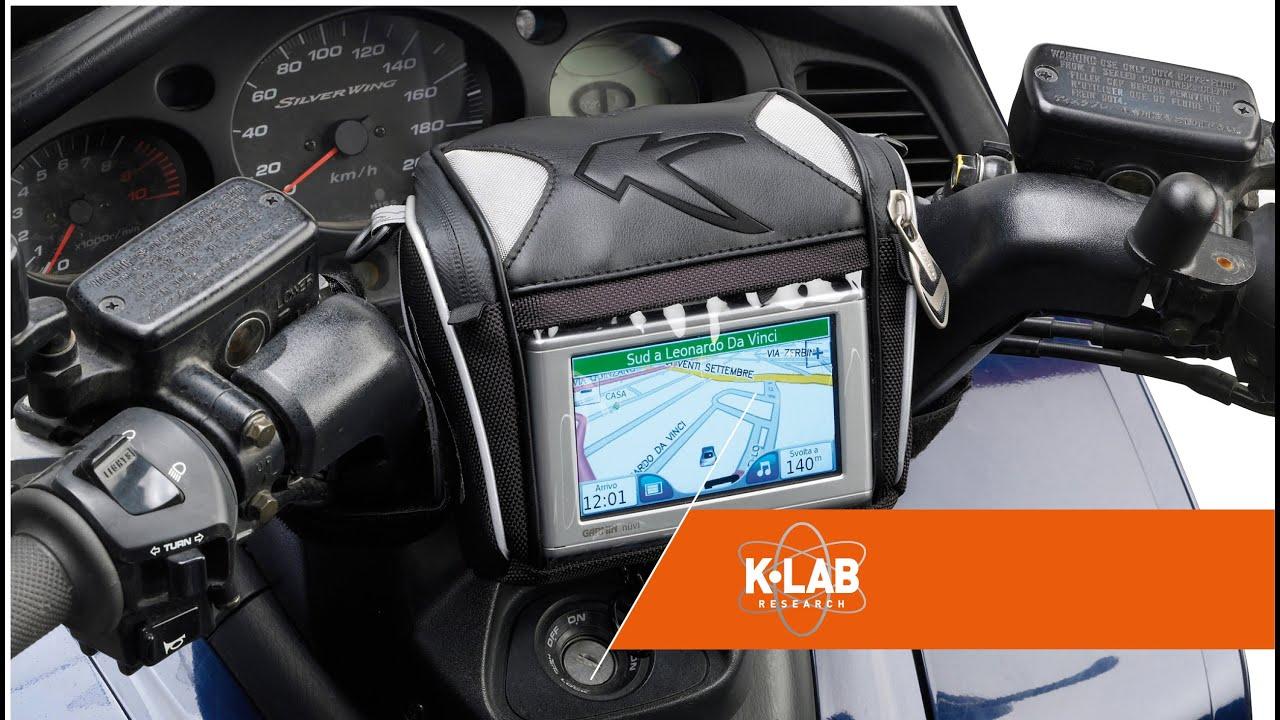 Porta navigatore universale per moto e scooter tk741 - Porta navigatore auto ...