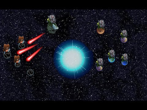 A Planet Of Mine! Conquering The Universe! Ep 12. Killing Off Everyone That Stands In My Way!!!