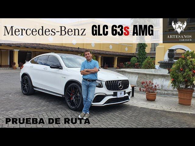 Mercedes Benz GLC Coupe 63s AMG   Prueba de ruta   Artesanos Car Club