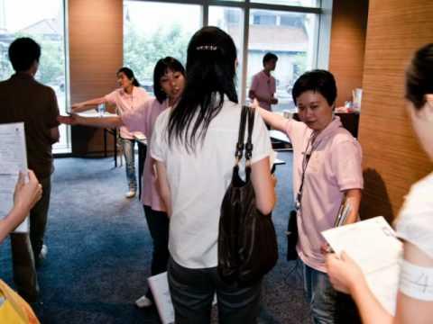 The Langham Xintiandi Shanghai - Mass Recruitment Event July 2010