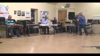 Scottish Steel Guitar Workshop... Jam Session ...October 2014