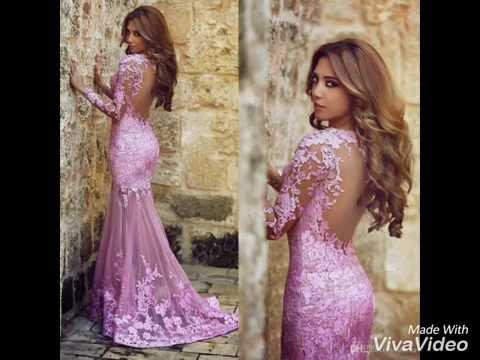 Fashion Dresses 2016 2017 Debli Paltarlar 2016 2017 Youtube