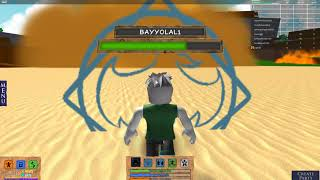 Roblox: Elemental Battlegrounds gameplay level 225