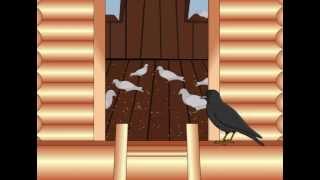Галка и Голуби (мультфильм(