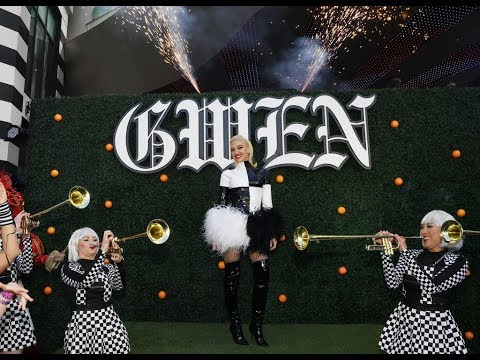Gwen Stefani  - Just A Girl -  Las Vegas Show Celebration