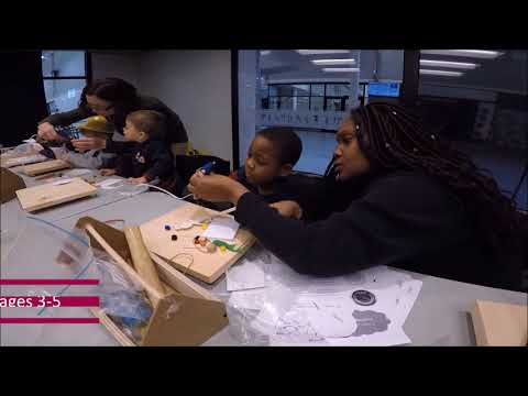 CKIA - CREATIVE INDUSTRIAL ARTS FOR KIDS