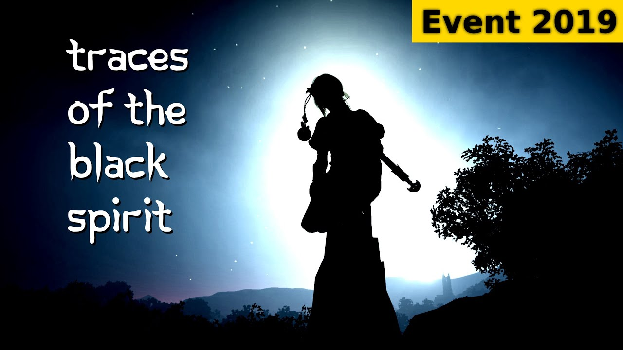 Traces of the Black Spirit - All Towns, All Regions, All Servers! - BDO Guide