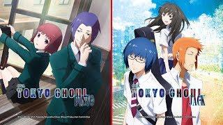 Tokyo Ghoul OVAs: JACK/PINTO (Anime-Trailer)
