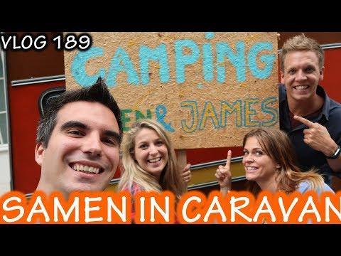 CAMPING KAREN EN JAMES -  VLOG 189