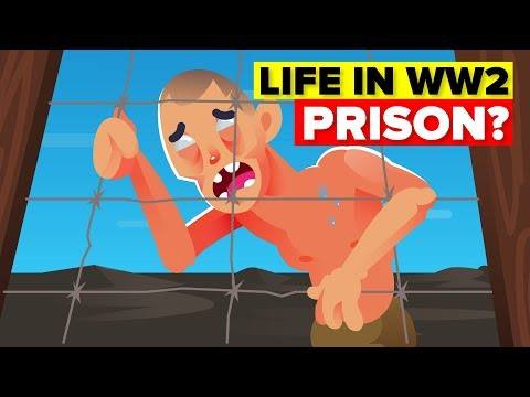 What Was Life Like For Prisoners of WWII