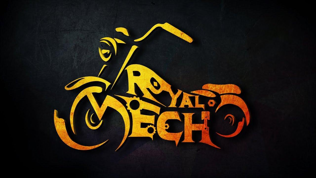 royal mechanical logo launching