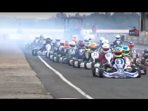 TKM Festival 2013 Part 5, The BEST KART RACE EVER!