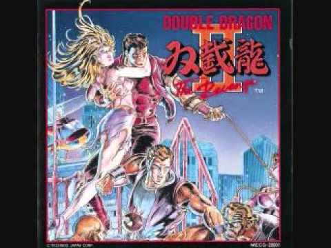 Double Dragon Ii The Revenge Arranged Soundtrack Youtube