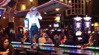 dutch michaeljackson nelson medley at Casino Bad Gastein