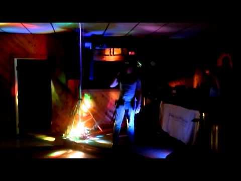 Jon Mattson, Best Male Country Singer, singing Johnny Cash