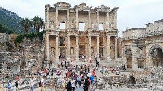 Efes Antik Kenti 2. Bölüm Selçuk/İZMİR (Celsus Kütüphanesi - Trajan Çeşmesi)