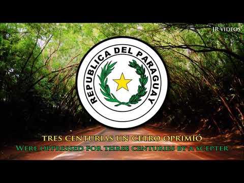 Anthem of Paraguay (ES/EN lyrics) - Himno nacional del Paraguay
