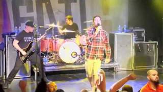 Senses Fail - Bonecrusher (live)