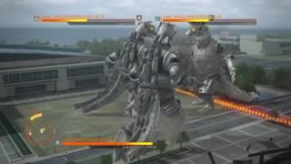 GODZILLA online battle mechagodzilla war