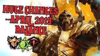 Guild Wars 2 - Berserkers, Revanants, Druids, & More l Balance Patch Preview l