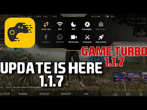Game Turbo Android | Update Is Here | 1.1.7 | Best Android Game Booster | Install Any Xiaomi Device