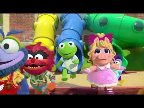 Muppet Babies Theme 1985 and 2018 Comparison