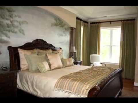 Master bedroom window treatment ideas - YouTube
